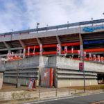 さいたま市による「NACK5スタジアム大宮(さいたま市大宮公園サッカー場)」の照明灯の改修支援プロジェクトが受付中