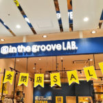【2021年8月下旬閉店】「in the groove LAB. コクーンシティ店」