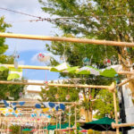 コクーンシティに風鈴とのれんで彩られた「風鈴のれんストリート」が登場 2021年8月22日(日)まで
