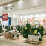 【2021年8月28日(土)閉店】レディースフォーマルファッション「form forma コクーンシティ店」